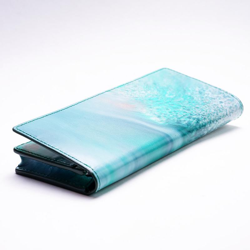 Long Wallet - Galaxy
